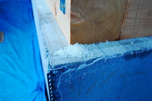 四方固めの清めの塩米